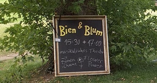 Bien & Blum - Schild